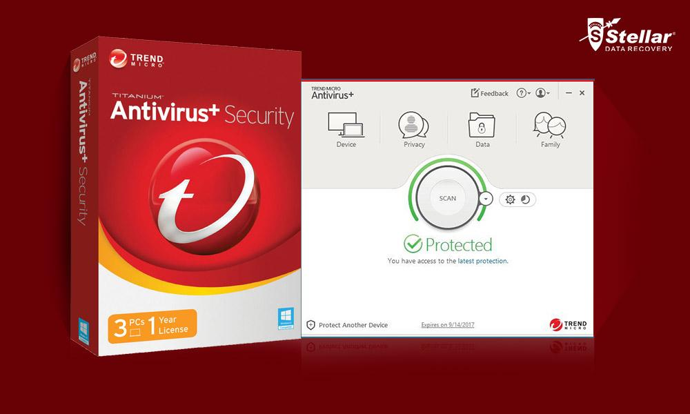Изображение Trend Micro Antivirus+ Security