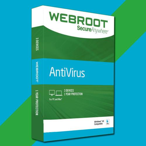 Изображение Webroot SecureAnywhere AntiVirus